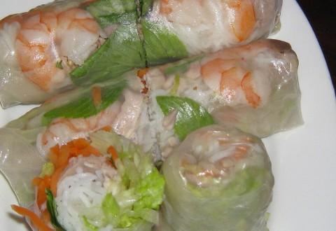 Salad Rolls by Viva Vietnamese Restaurant