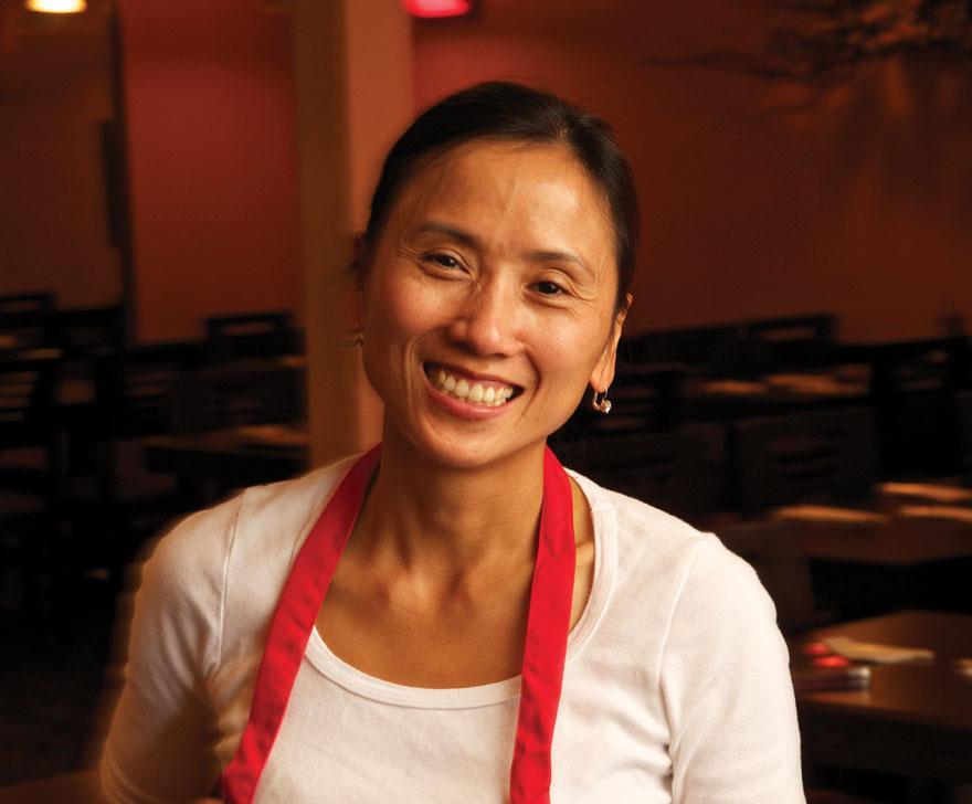 Lihn Tran of Viva Vietnamese Restaurant