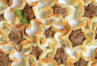 Beef Fatire by Chef Rami Aboumrad, Baraka Pita Bakery & Mediterranean Deli