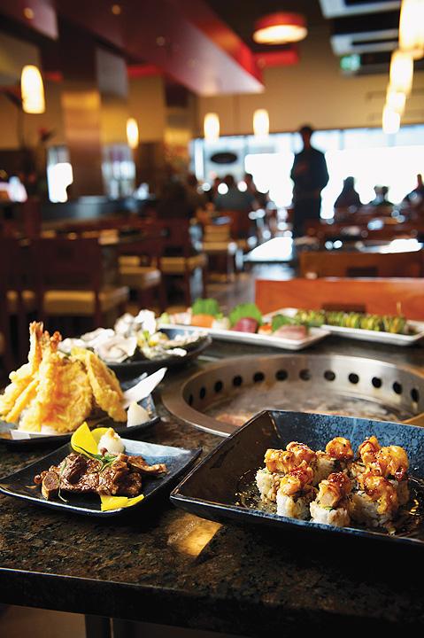 IGI BBQ and Sushi Bistro