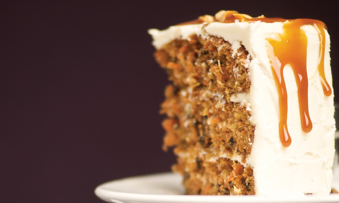Carrot Cake with Maple Cream Cheese Icing • Ciao Winnipeg : Ciao ...