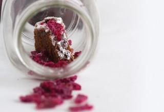Chocolate-Beet Bundt Cake