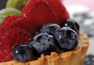 Fruit Tartlette by Chef Olivier Fortat of The French Way