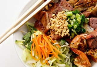 Deluxe Vermicelli by Linh Tran of Viva Restaurant