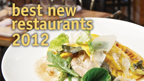 Ciao!'s Best New Restaurants - 2012