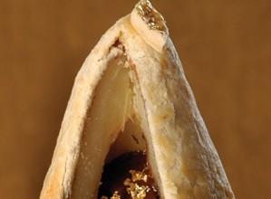 Chocolate Pear En Croûte