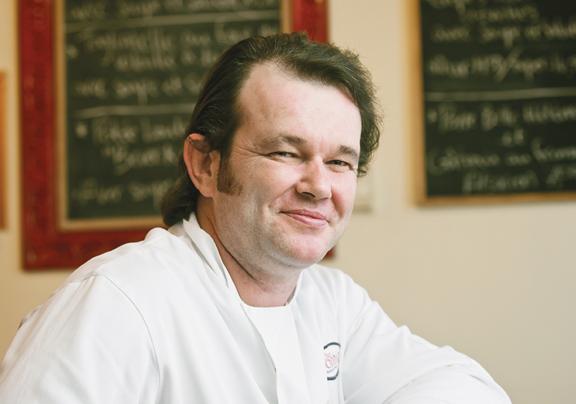 In The Kitchen, Chef Stephane Wild of Bistro Chez Sophie
