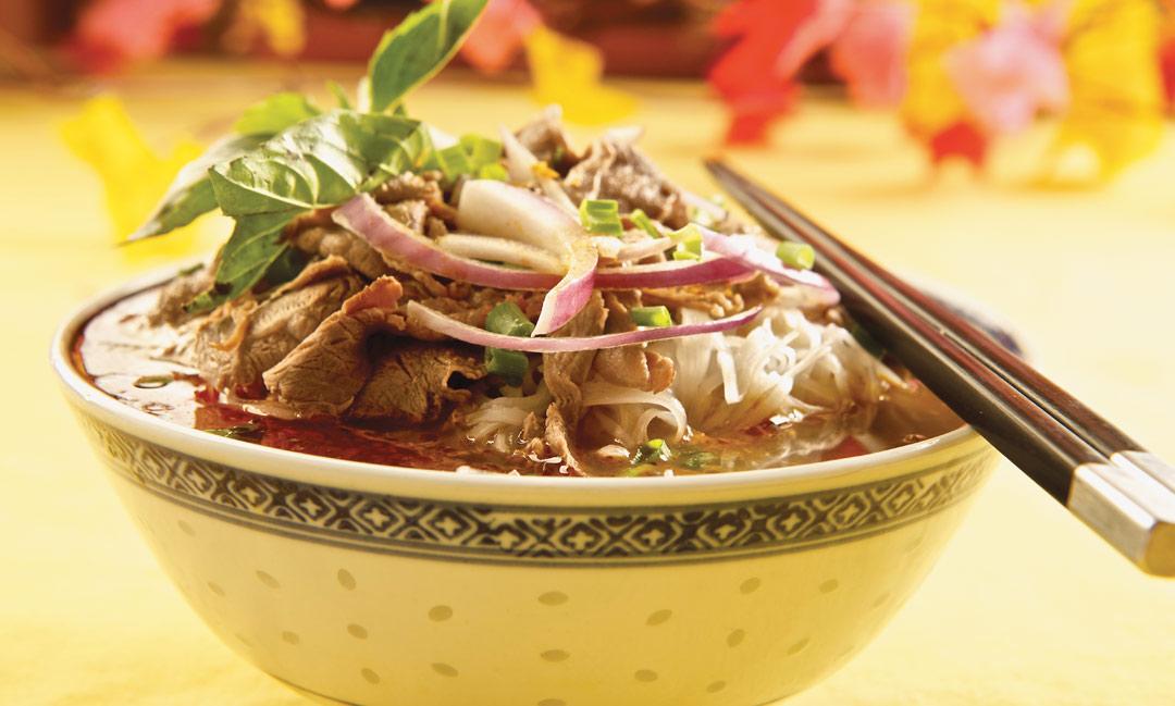 Beef Satay Soup