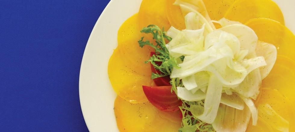 Whole Foods Golden Beet Fennel Salad