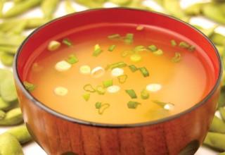 Miso-Soup by Chef Bee Venevongsa of Meiji