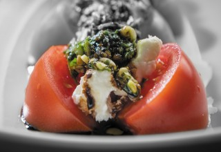 Caprese Salad by Chef Eric Lee of Pizzeria Gusto