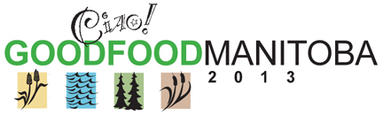 Good Food Manitoba logo