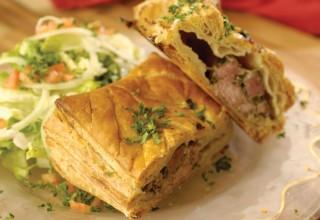 Pâté Lorrain by Chef/Owner Jérôme Boulanger of Le Croissant