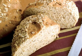 Tall Grass Harvest Bread by co-owner Tabitha Langel of Tall Grass Prairie Bakery