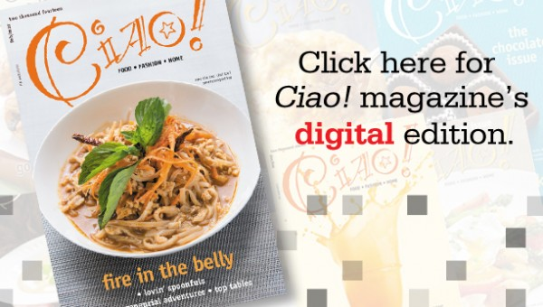 Ciao Magazine Feb-Mar 2014 - Digital Edition