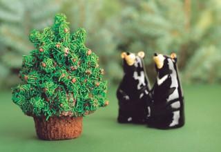 Chocolate Parklands Cupcakes