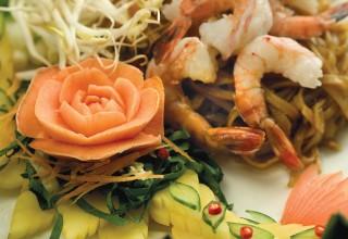 World Famous Pad Thai by Chef Pradith Uksornpim of Sawatdee Thai