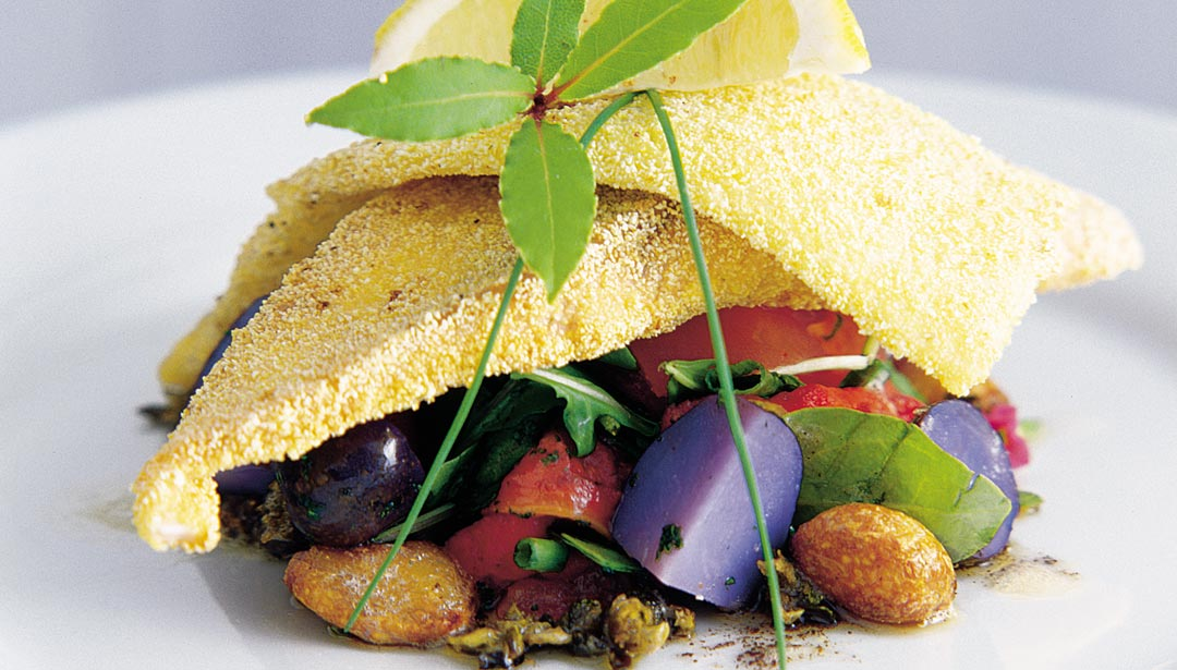 Cornmeal Crusted Baby Pickerel and Rainbow Trout • Ciao Winnipeg ...