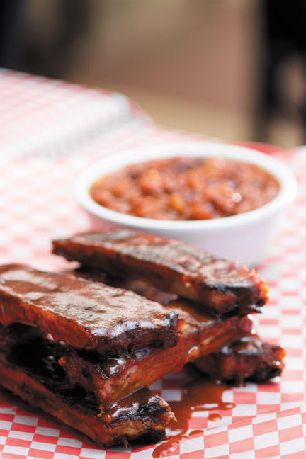LoveysBBQribs