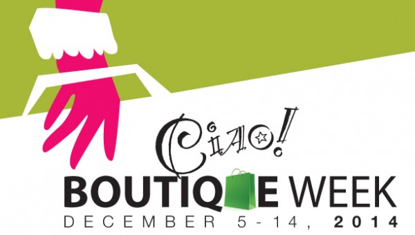 Ciao! Boutique Week
