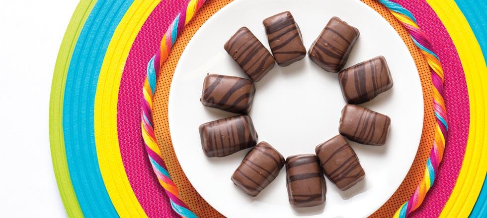 Modens' Vanilla Caramels