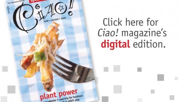 Ciao! Magazine June-July 2015