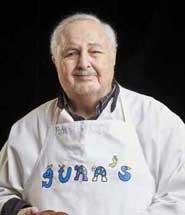 Chef Arthur Gunn