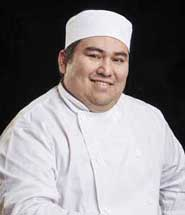Chef Ronald Jimenez