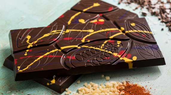 Firecracker Chocolate Bar