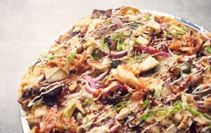 Spicy Bulgogi Pizza
