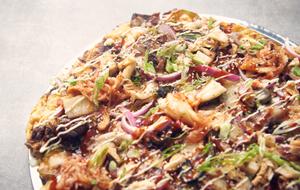 Spicy Bulgogi Pizza