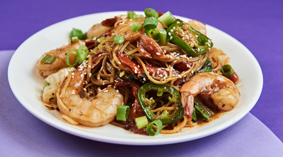 Chinese Black Bean Vermicelli